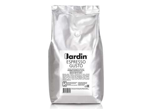 Кофе в зернах Jardin Espresso Gusto 1000 гр
