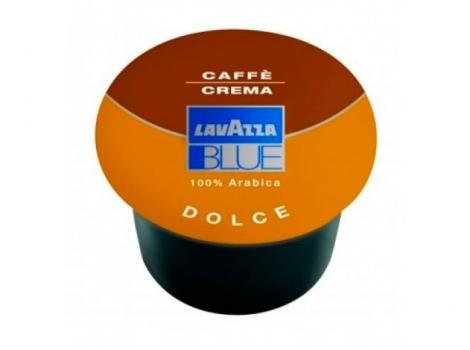 кофейные капсулы lavazza blue dolce crema