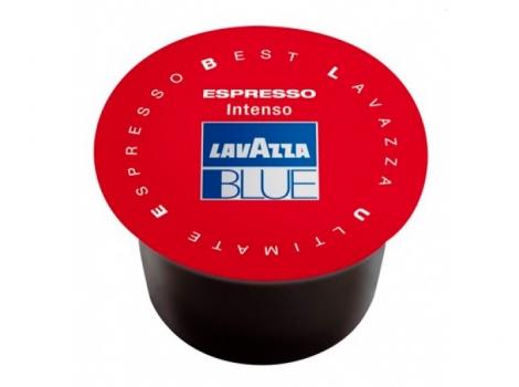 кофейные капсулы lavazza blue espresso intenso