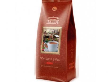 горячий шоколад tazzamia super для вендинга 1000 гр (1 кг)