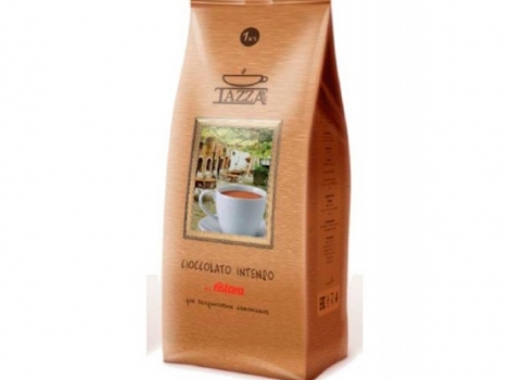 горячий шоколад tazzamia intenso для вендинга 1000 гр (1 кг)