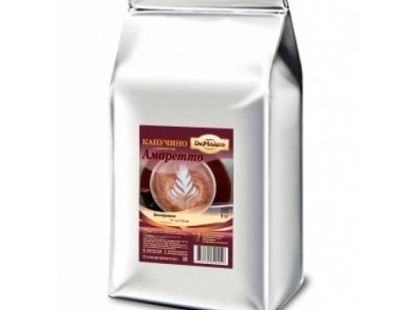 капучино карамель de marco 1000 гр (1 кг)