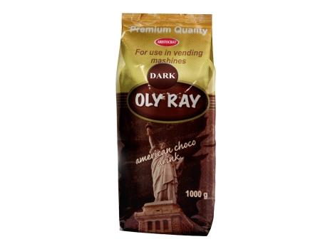 Горячий шоколад Аристократ OLY RAY DARK 1000 г (1 кг)