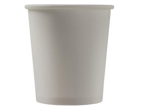 Бумажный стакан для кофе 100 мл белый (60 шт.)