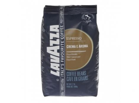 Кофе в зернах Lavazza Espresso Crema E Aroma 1000 гр (1кг)