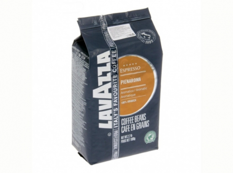 Кофе в зернах Lavazza Pienaroma 1000 гр