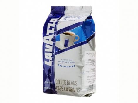 Кофе в зернах Lavazza Gran Filtro 1000 гр