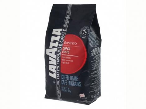 Кофе в зернах Lavazza Super Gusto UTZ 1000 гр