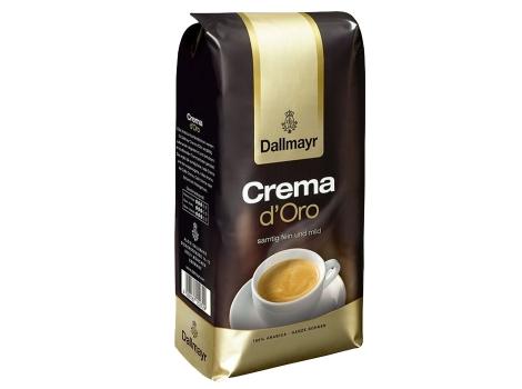 Кофе в зернах Dallmayr Crema d'Oro (1кг)