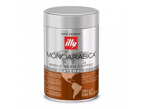 Кофе в зернах Illy Guatemala 250 гр (0.25кг)