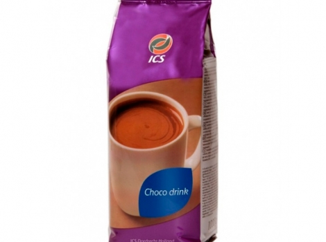 шоколад ics классический 1000 гр choco drink classic (1 кг) '0411'