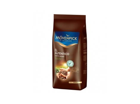 Кофе в зернах Movenpick El Autentico 1000 грамм