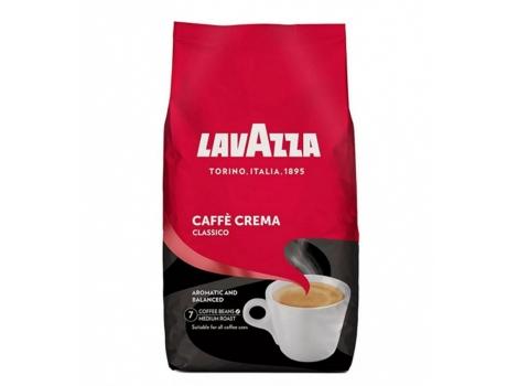 Кофе в зернах Lavazza Caffe Crema Classico 1000 гр (1кг)