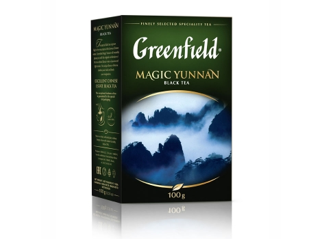 Чай черный Гринфилд Magic Yunnan (100 гр)