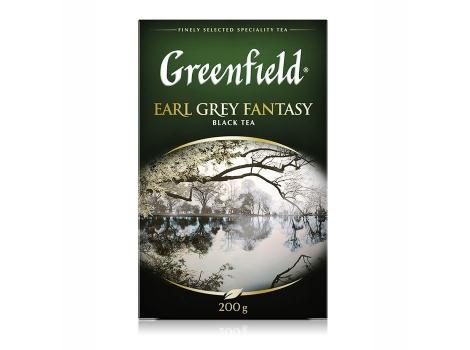 Чай черный Гринфилд Earl Grey Fantasy листовой (200 гр)