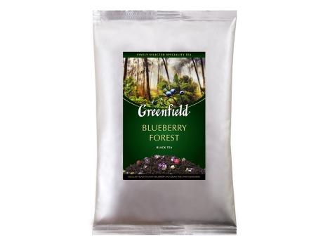 Чай черный Гринфилд Blueberry Forest листовой 250 гр