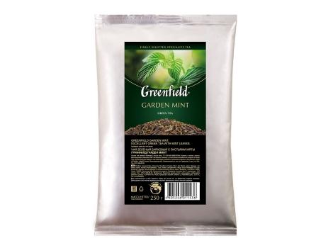 Чай Гринфилд Garden Mint 250 гр.