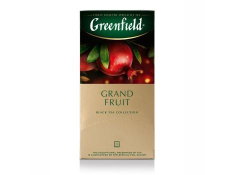 Чай черный Гринфилд Grand Fruit (25 * 1.5 гр)