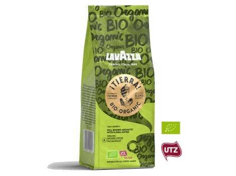 Кофе молотый Lavazza iTierra! Organic 340 гр