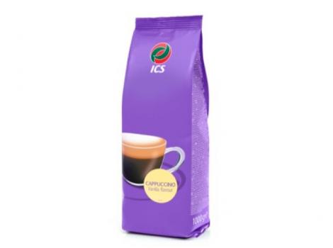 капучино ics ванильный cappuccino vanila 1000 гр (1 кг) '0820'