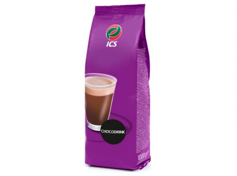шоколад ics сливочный 1000 гр chocodrink (1 кг) '0115'