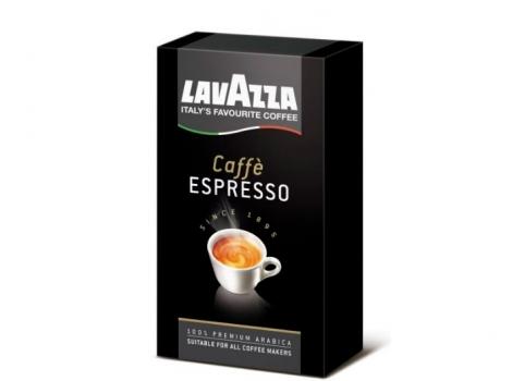 кофе молотый lavazza caffe espresso 250 грамм