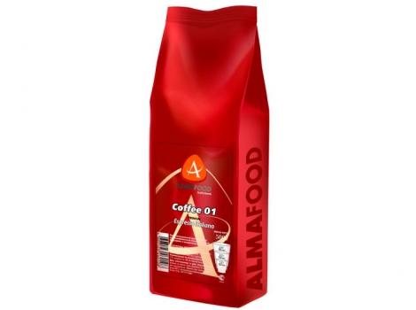 кофе растворимый almafood 01 premium espresso italiano 500 г (0,5 кг)