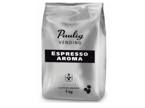 кофе в зернах  vending espresso aroma 1000 гр (1кг)