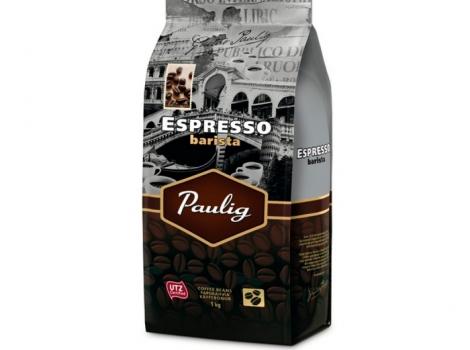 кофе в зернах  espresso barista 1000 гр (1кг)