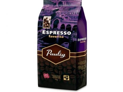 кофе в зернах  espresso favorito 1000 гр (1кг)