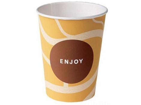 Бумажный стакан для кофе 150 мл Huhtamaki (100 шт) ВЕНДИНГ