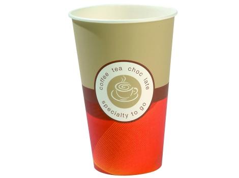 Бумажный стакан для кофе 300 мл Huhtamaki (55 шт)