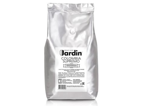 Кофе в зернах Jardin Colombia Supremo 1000 гр
