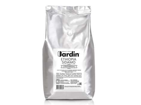 Кофе в зернах Jardin Ethiopia Sidamo 1000 гр