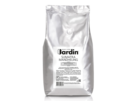 Кофе в зернах Jardin Sumatra Mandheling 1000 гр