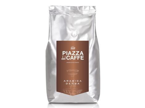 Кофе в зернах Piazza del Caffe Arabica Densa 1000 гр.