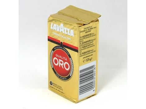 Кофе молотый Lavazza Qualita Oro 125 грамм
