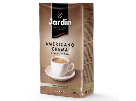 Кофе молотый Jardin Americano Crema 250 гр.