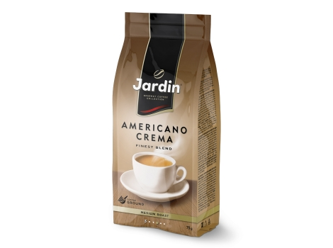 Кофе молотый Jardin Americano Crema 75 гр.