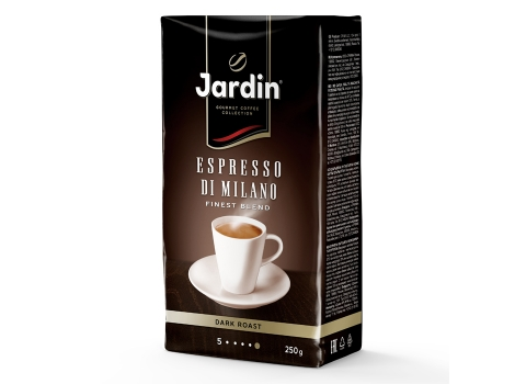 Кофе молотый Jardin Espresso di Milano 250 гр.
