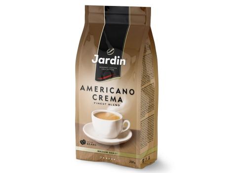 Кофе в зернах Jardin Americano Crema 250 гр