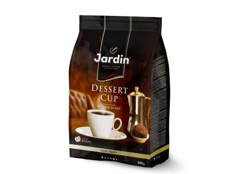 Кофе в зернах Jardin Dessert Cup 500 гр