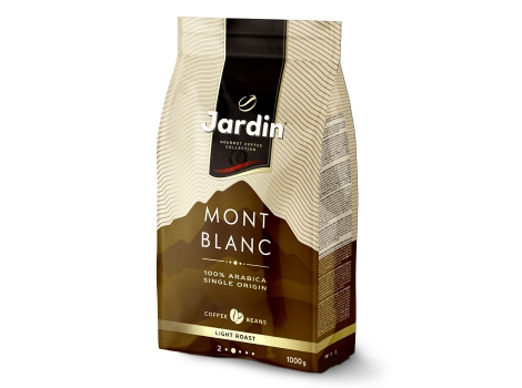 Кофе в зернах Jardin Mont Blanc 1000 гр