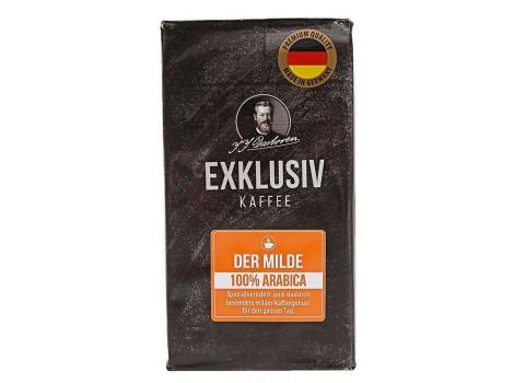 Кофе молотый Darboven Exklusiv Kaffee der Milde 250 г