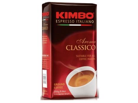 Кофе молотый Kimbo Aroma Classico 250 гр