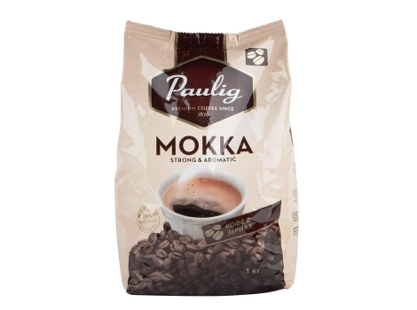 Кофе в зернах Paulig Mokka (1 кг)