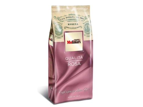 Кофе в зернах Mollinari Qualita Rosa