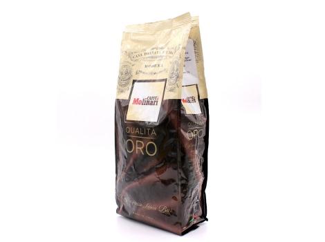 Кофе в зернах Molinari Qualita Oro