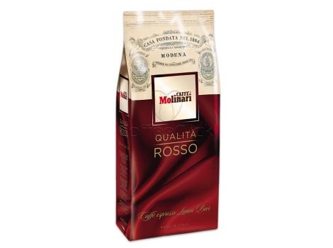 Кофе в зернах Molinari Qualita Rosso