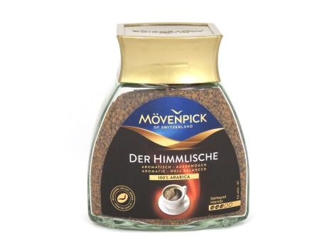 Кофе растворимый Movenpick der Himmlische (100 гр)
